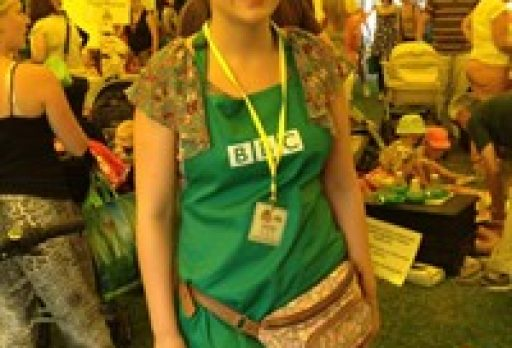 BBC event encourages youngsters to get set grow