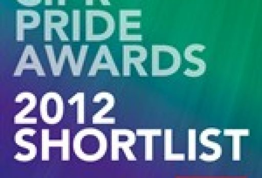 Shortlisted for Outstanding Small Consultancy