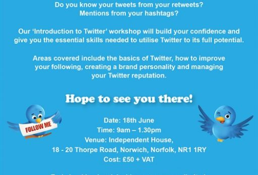Introduction to Twitter workshop