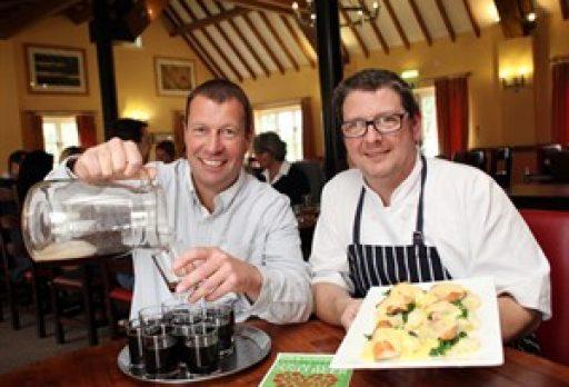 Celebrate Norfolk food & beer with Woodforde's