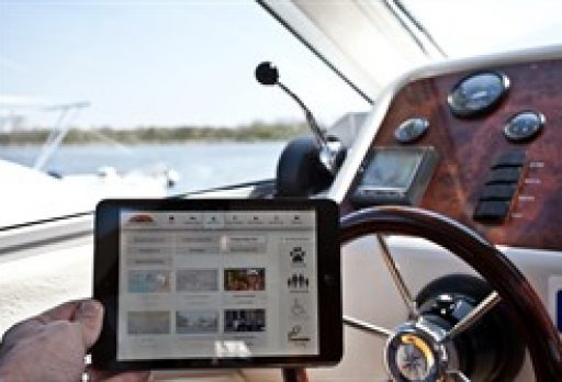 The Norfolk Broads in the palm of your hands