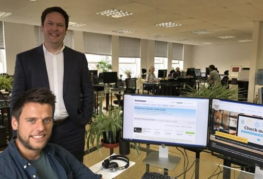 Financial comparison website developed in Norfolk is set to challenge the international giants