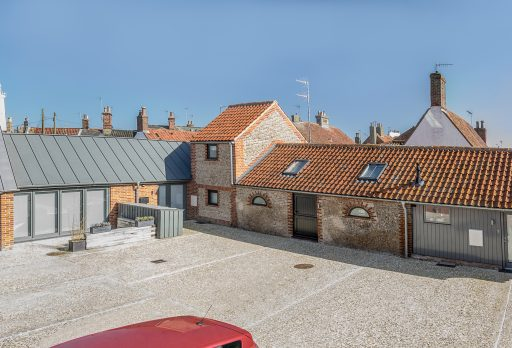 Norfolk architecture firm shortlisted for national award
