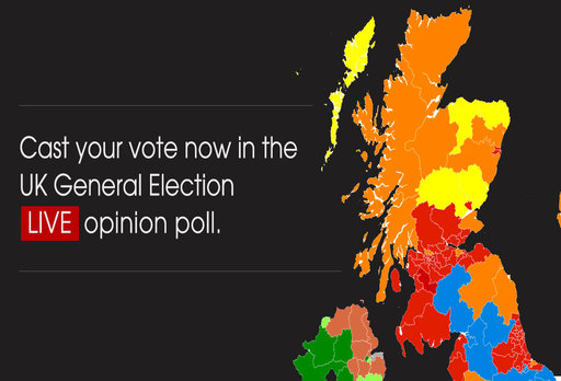 Digital Opinion Poll provides real-time insight into UK General Election
