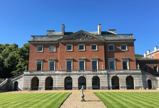 Tatler describes Palladian hall as a truly extraordinary place to stay