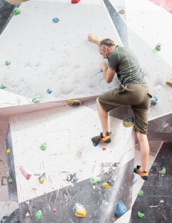 Highball Climbing 2